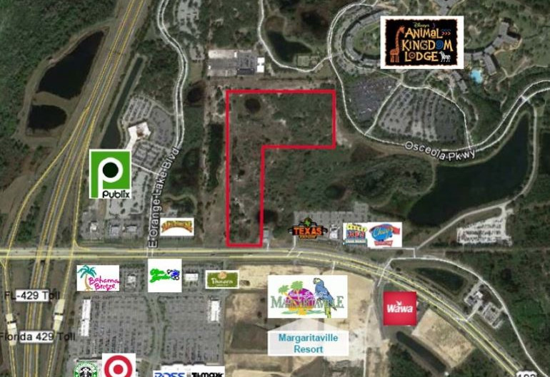 Equinox Development Affiliate Sells 10 Acres on Orange/Osceola County Border*
