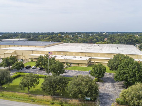Winter Garden Industrial Facility Sells for $6,475,000.00