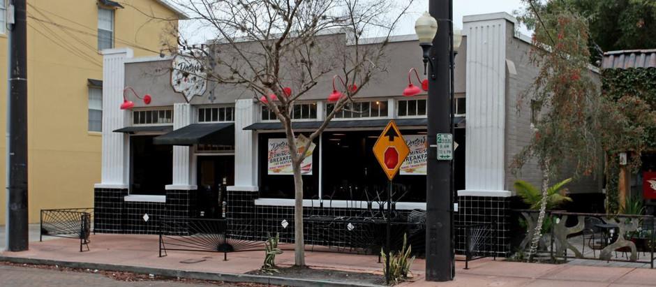 Former Site of Dexter's Restaurant in Thornton Park Sells for $1,456,800.00.