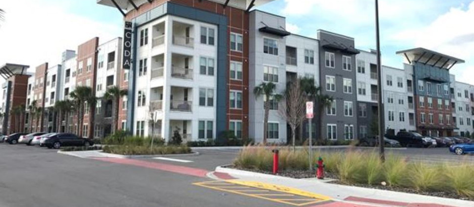 Coda Apartment Community Sells for $66,000.000.00