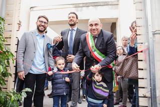 """Inaugurata nel Giardino dell'Artemision la """"Casa delle farfalle"""". Il sindaco Garozzo: """"Un'esperienza"""