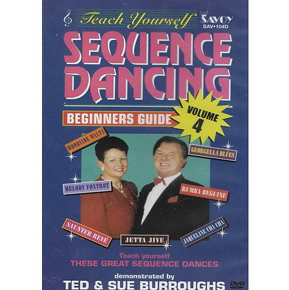 Teach Yourself Sequence Dancing Volume 4