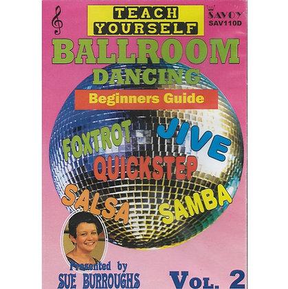 Teach Yourself Ballroom Dancing Volume 2