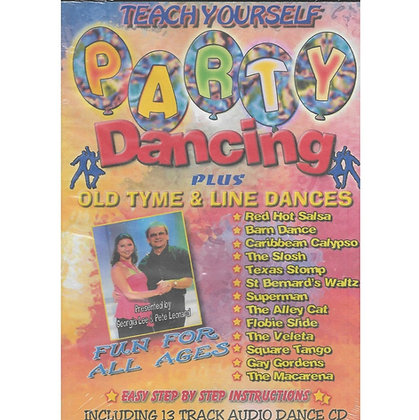 Party Dancing plus Old Time & Line Dancing