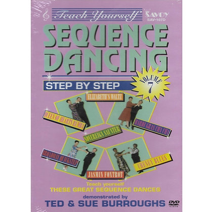 Teach Yourself Sequence Dancing Volume 7