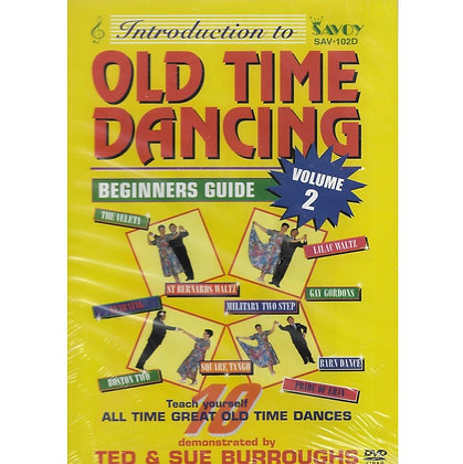 Introduction to Old Time Dancing Volume 2