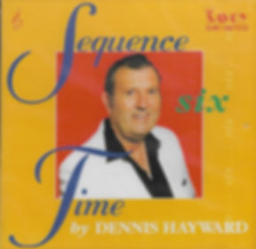 DENNIS HAYWARD-sequence six-SAVOY MUSIC