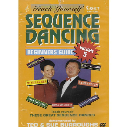 Teach Yourself Sequence Dancing Volume 5