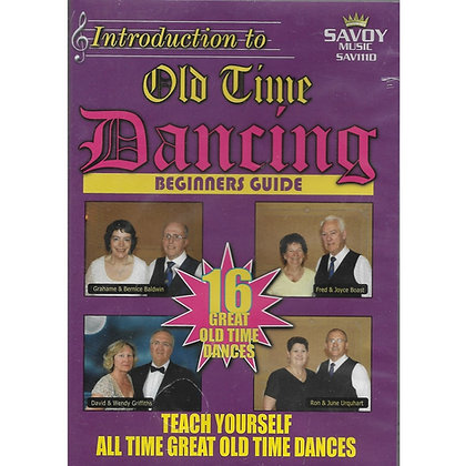 Teach Yourself Old Time Dancing