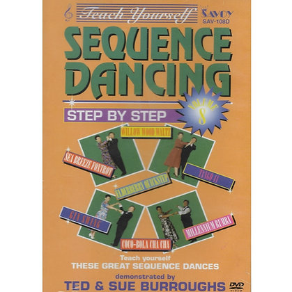 Teach Yourself Sequence Dancing Volume 8