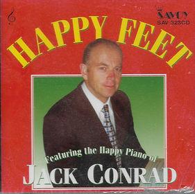 JACK CONRAD-happy feet-SAVOY MUSIC
