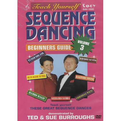 Teach Yourself Sequence Dancing Volume 3