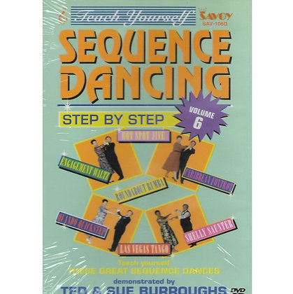 Teach Yourself Sequence Dancing Volume 6