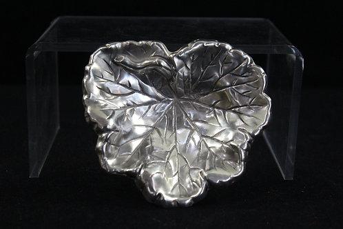 A portuguese sterling silver Small tray / Parra em prata portuguesa