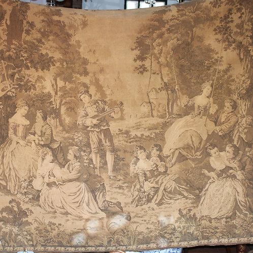 Wall Tapestry  century XIX / Tapeçaria de parede séc. XIX