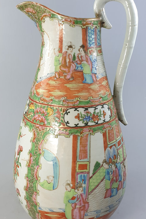 jug export chinese porcelain.