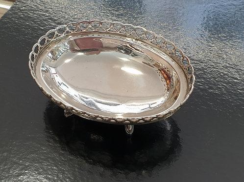 A bowl portuguese silver