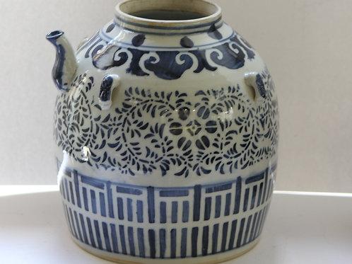 A chinese Porcelain vase/ Pote sem tampa