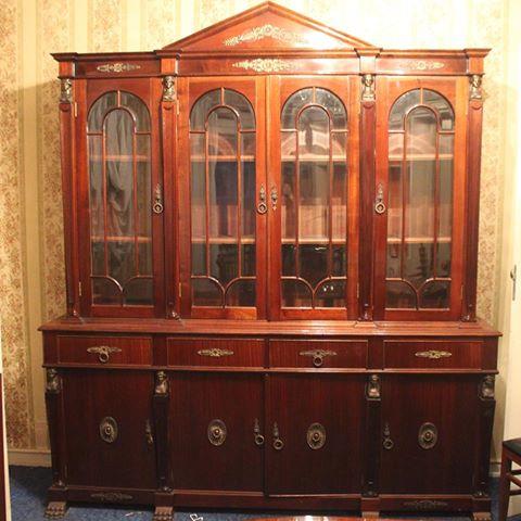 Showcase Vintage / Cristaleira móvel