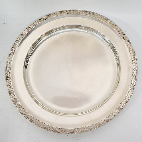 salver silver
