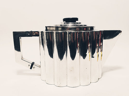teapot portuguese silver