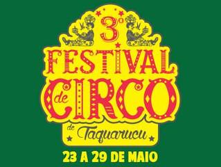 3º Festival de Circo de Tacuaruçu
