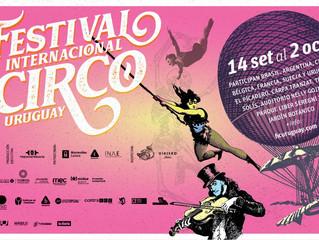 3º Festival Internacional de Circo del Uruguay