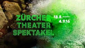 37° Zurich Theater Spektakel