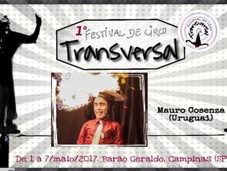 1º Festival de Circo Transversal