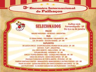3er Encuentro Internacional de Payasos EuRiso