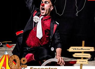 9º Encontro de palhaços e Circo em Anápolis