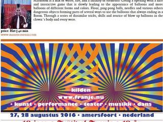 10° Festival Franje 2016