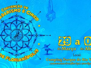 3º Convenção de malabarismo e circo de Florianópolis