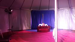 Tendal da Lapa Lona do Circo