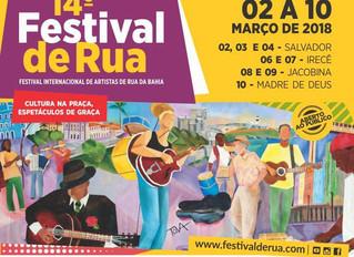 14º Festival Internacional de Artista de Rua da Bahia