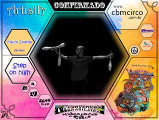 18º Convención Brasilera de malabarismo y circo