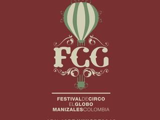 """4º Festival de Circo """"El Globo"""" Manizales"""