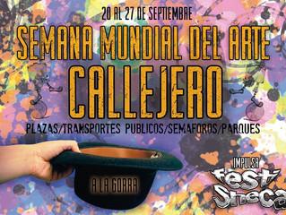 Semana mundial del arte de calle