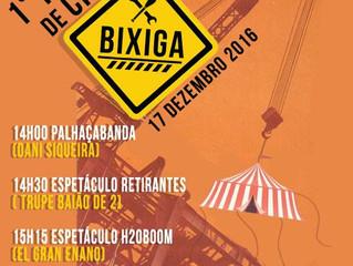 1° Festival de circo do Bixiga