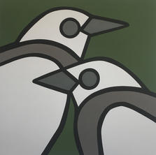 Wedding Birds  •  30x30