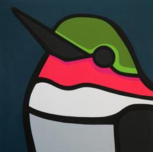 HummingBird 1  •  24x24