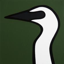 Egret  •  12x12