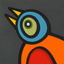 Early Bird  •  18x18