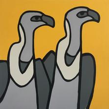 Vultures  •  30x30