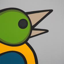 Baby Bird 1  •  24x24