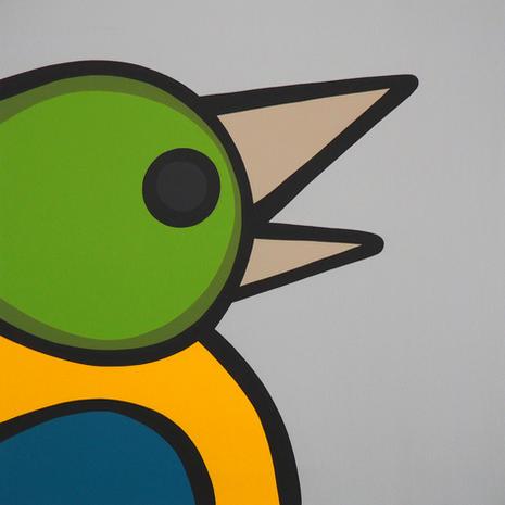 Baby Bird1  •  24x24