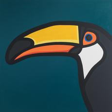 Toucan  •  36x36