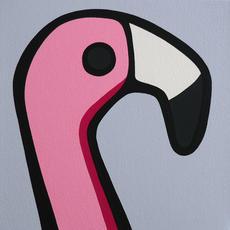 Flamingo  •  12x12
