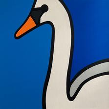 Swan  •  20x20