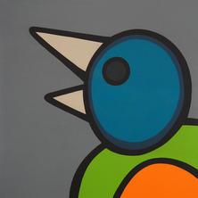 Baby Bird 2  •  24x24